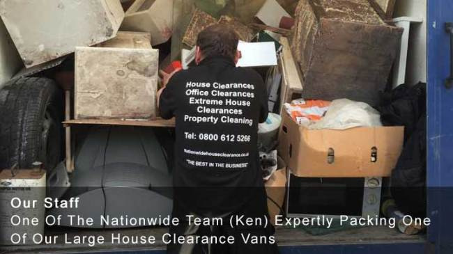 Our House Clearance Staff