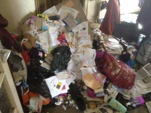 Market Drayton Unattended Death In The House Clearance & Clean Up
