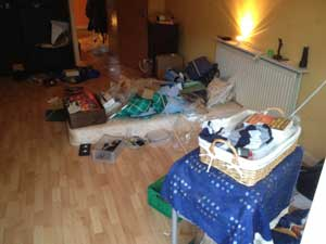 Dunfermline Cluttered House Clearance