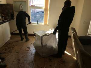 Unattended Death In The House Clearance & Clean Up Crewe