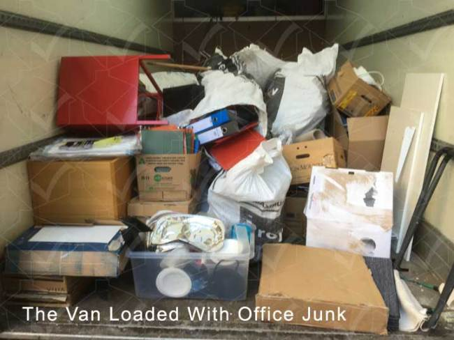 Office Clearance Junk Removal Newcastle Upon Tyne