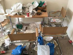 Unattended Death In The House Clearance & Clean Up Gateshead