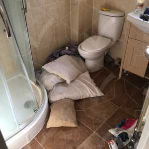 Unattended Death In The House One-Off Deep Clean Chiswick