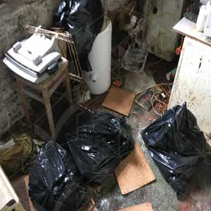 Unattended Death In The House Clearance & Clean Up Birmingham