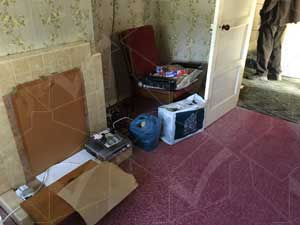 Unattended Death In The House Clearance & Clean Up Oxford