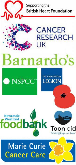 Charities Nationwide House Clearance Proudly Support