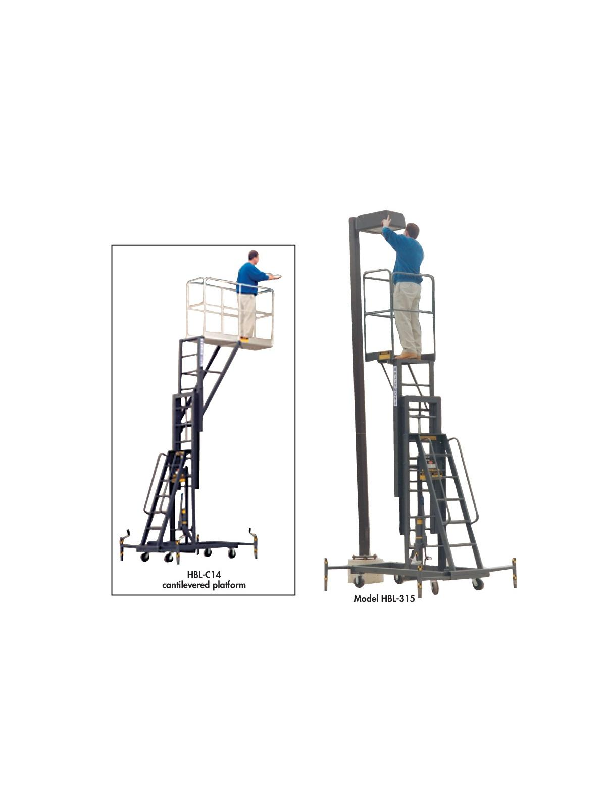 300 Lb One Person Maintenance Lift Options At Nationwide