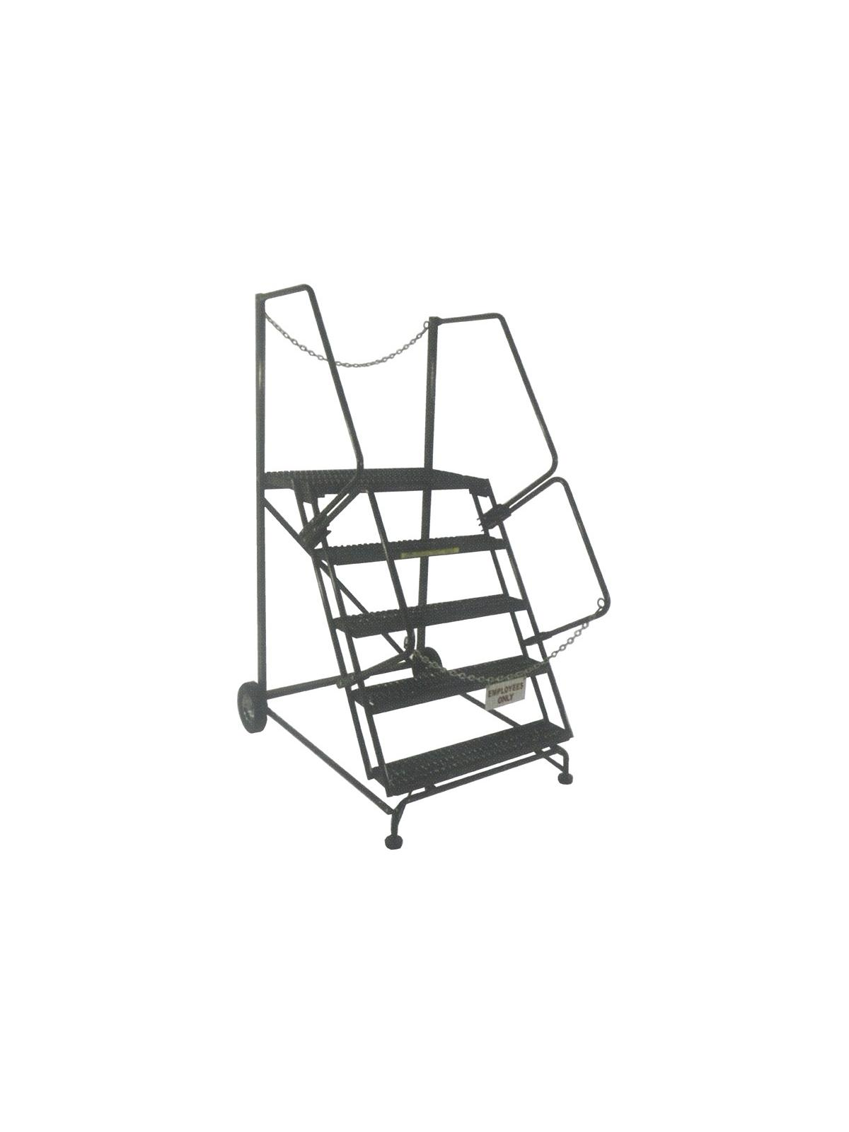 Truck Dock Access Ladder At Nationwide Industrial Supply Llc