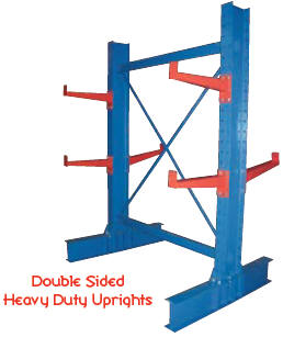 pipe racks industrial cantilever