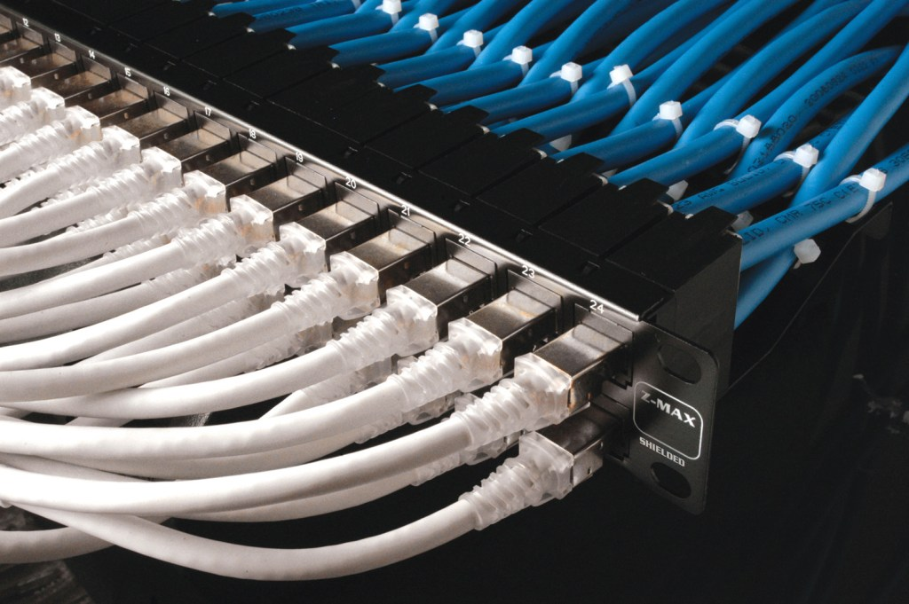 Nationwide Voice & Data Cabling Services