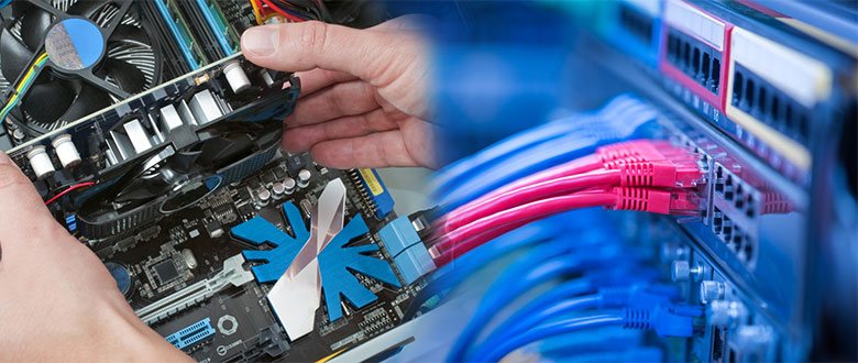 Danville Illinois On Site PC & Printer Repair, Network, Telecom & Data Cabling Services