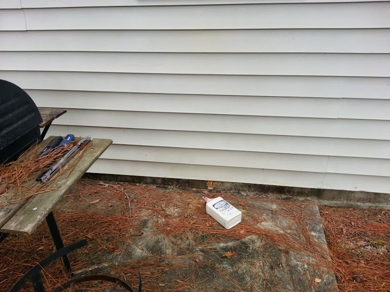 Rust Stain Removal Savannah Georgia Chatham Property