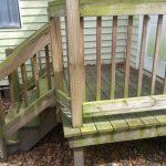 Wood Deck Pressure Cleaning