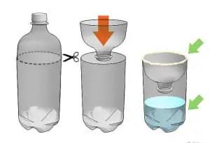 Come combattere i moscerini nella compostiera