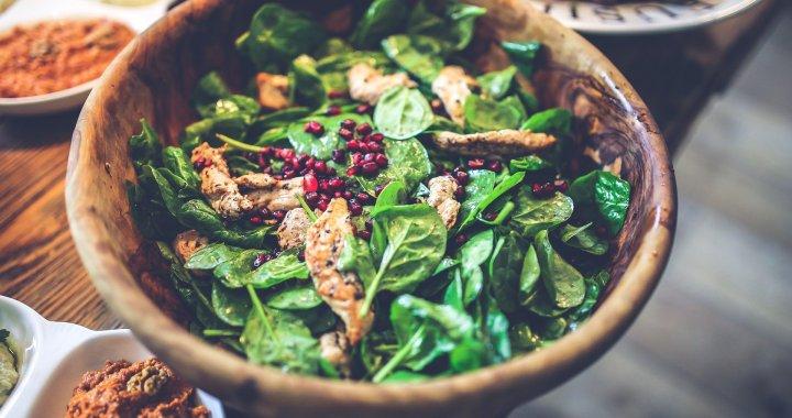 La ensalada perfecta: sana y equilibrada