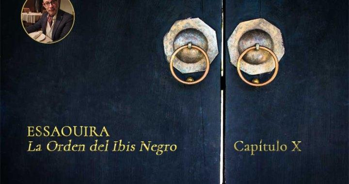 Essaouira, la Orden del Ibis Negro  Capítulo X