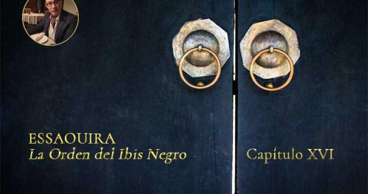 Essaouira, la Orden del Ibis Negro  Capítulo XVI