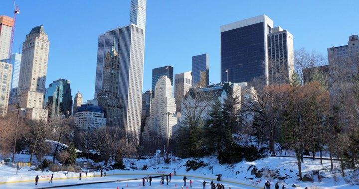Nueva York en invierno: una estancia diferente