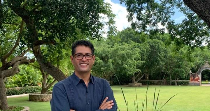 Leonardo Morado Director de CHABLE YUCATAN.