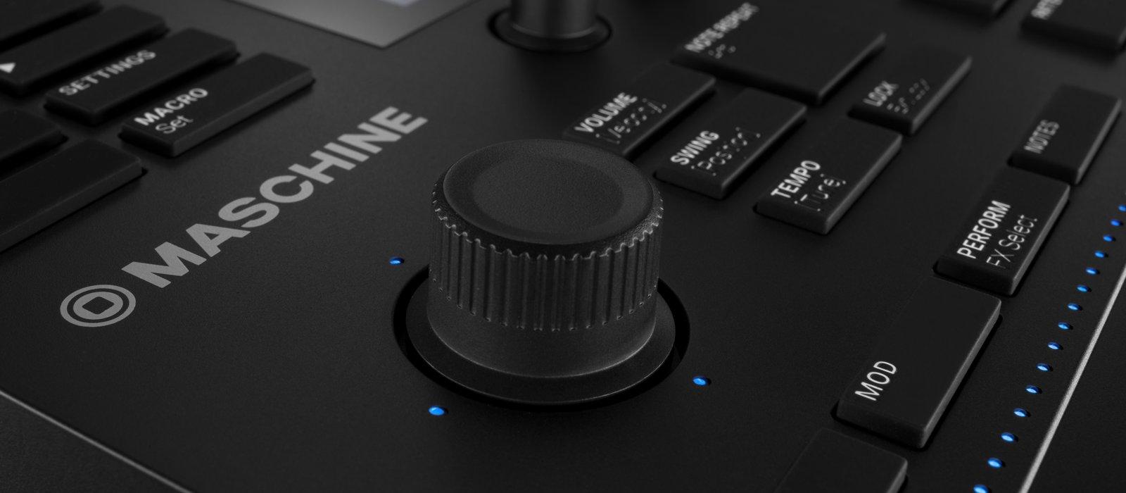 Native Instruments Maschine 2 for Mac 2.7.6 破解版 - 高品质声音集成采样器