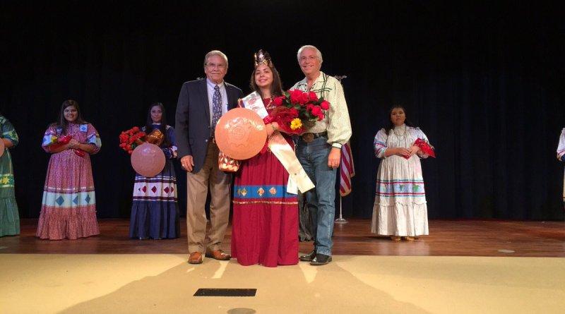 Sky Wildcat Crowned 2016-17 Miss Cherokee