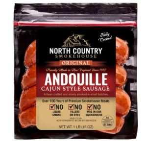 North Country™ Andouille Sausage, 1 lb