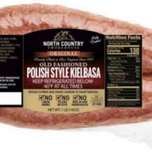North Country™ Sausage Kielbasa, 1 lb