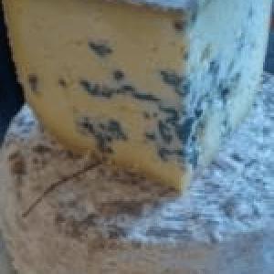 Bradbury Mountain Blue Cheese Wedge, 5.3 oz