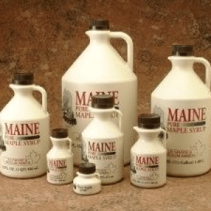 Maine Maple Syrup, 1/2 gallon