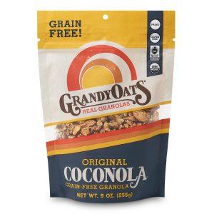 GrandyOats™ Organic Original Coconola, 9 oz
