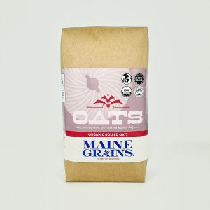 Maine Grains Organic Rolled Oats, 1.75 lbs