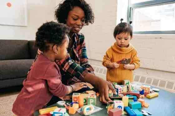 infant room to toddler room