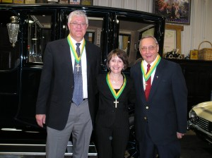 Mr. George D. Forney '65 Dr. Kimberly Hashin '85 Mr. George Repella