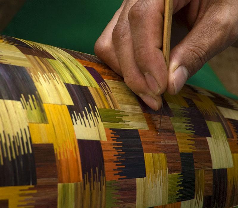 Artisanat sud américain