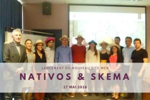 Lancement nouveau site web Nativos