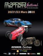 Avignon Motor Festival 2020, stand café