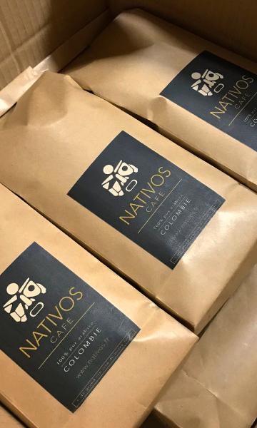 Importateur café pour professionnel sur Lyon