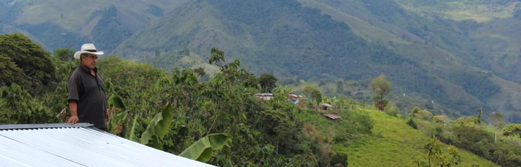 Colombie : la qualité de vie dans les fermes de café