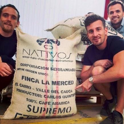 Importation café de spécialité Colombie