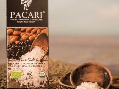 Chocolat Sel de Cuzco