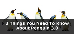 3 Things You Need to Know about Penguin 3.0