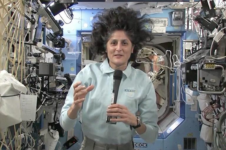 Sunita Williams, astronaut, awesome