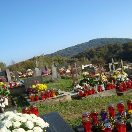 Restovo graveyard