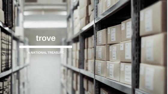 An absolute treasure – Trove