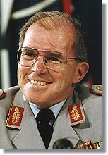 [ Picture of Gen. Naumann ]