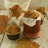 Muffins alle tre castagne per l'MTC n. 43