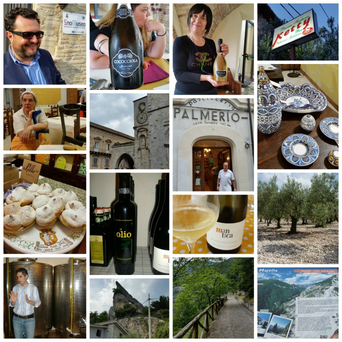 #AbruzzoGustoKm0: Alla scoperta del cuore verde dell'Italia (intinerario 2)