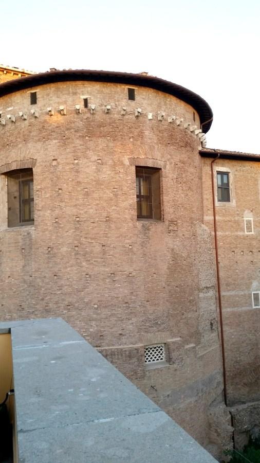 Abside_Basilica SS Quattro Coronati