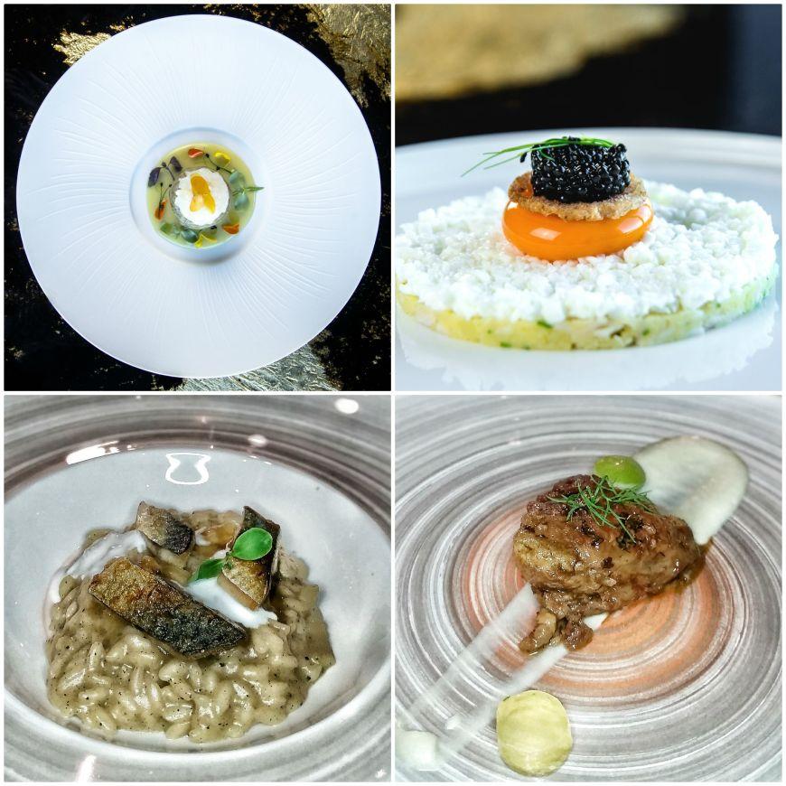 Piatti Barrique chef Glowig