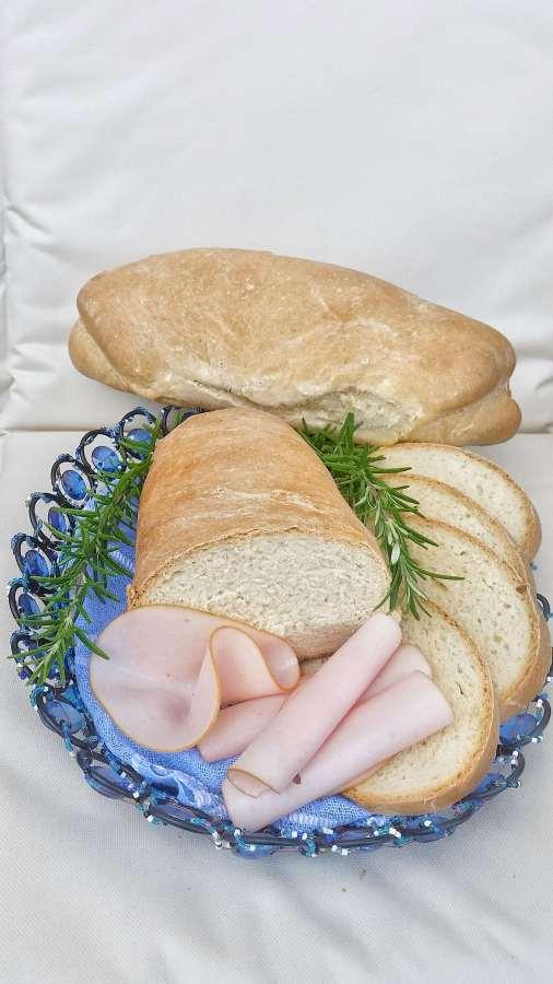 Pane della Mezz'ora fronte